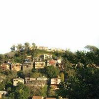 Silverlake hillside