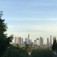 Downtown view from Silverlake